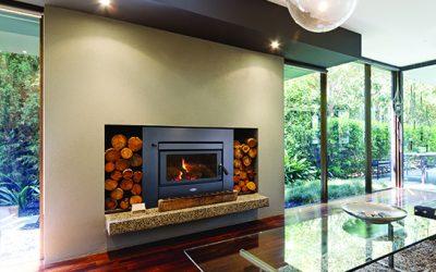 New release Wood Heaters make Big Impression