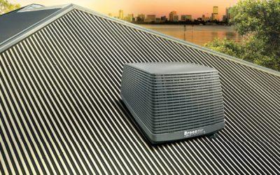 NEW Evaporative Cooler: Breezair Extraordinaire